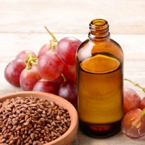 Grape seed oil Hair and Beauty