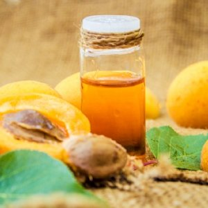 Apricot Kernel Oil Hair and Beauty
